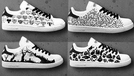 custom adidas shoes