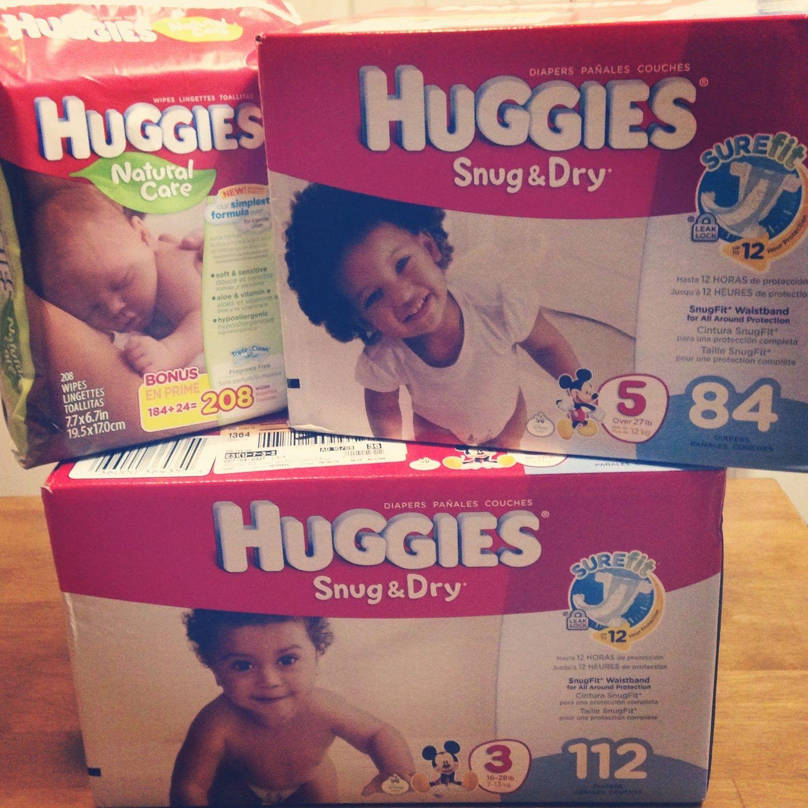 Huggies Diapers & Wipes Review #MC #sponsored
