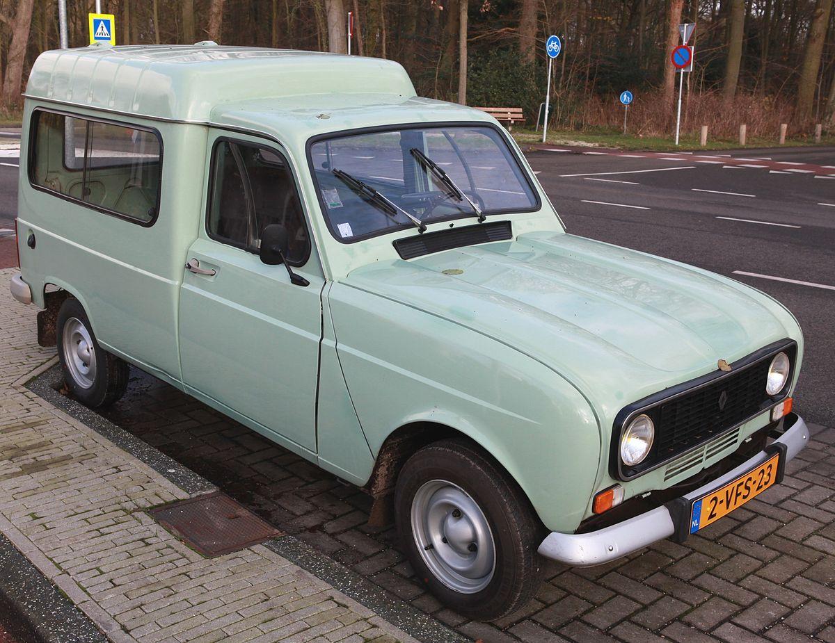 renault 4 furgoneta [ 1200 x 925 Pixel ]