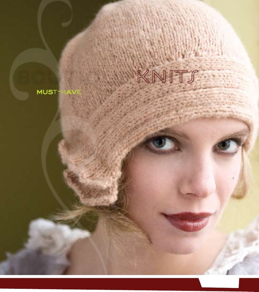LOVE THIS lovely cap    Boutique Knits
