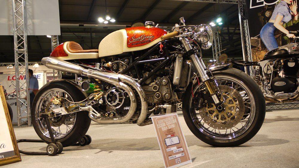 South Garage Ducati