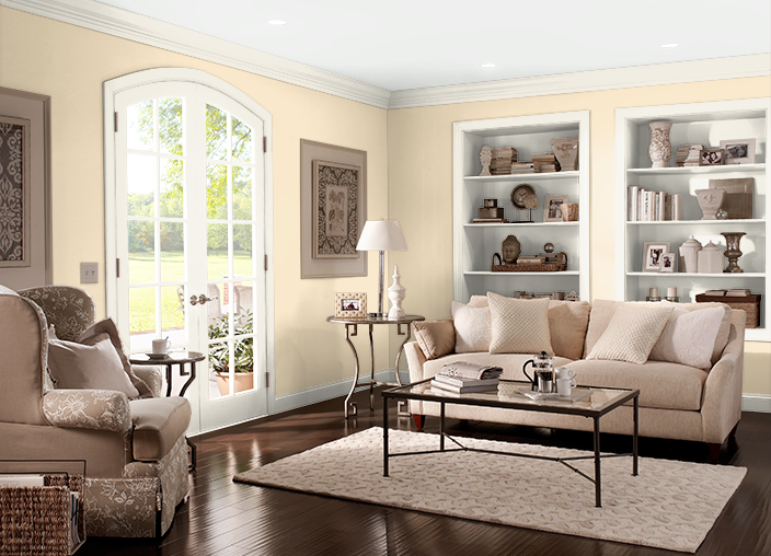Mobili blanc ~ This is the project i created on behr.com. i used these colors