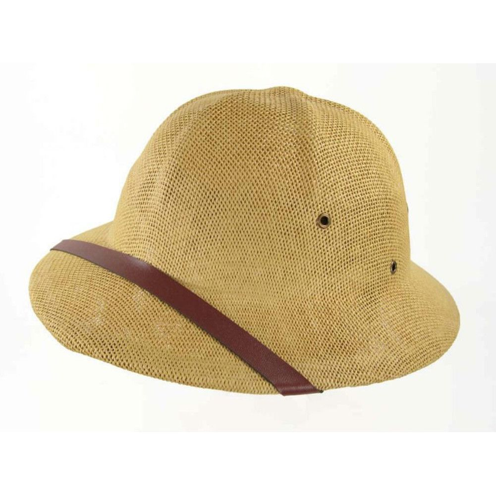 5e466ddccc2ca Adult Safari Pith Costume Hat