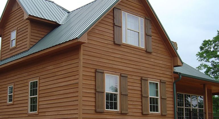 Best Wood Siding Options 8 Types To Choose From Siding Authority Wood Siding Options Siding Options Wood Siding