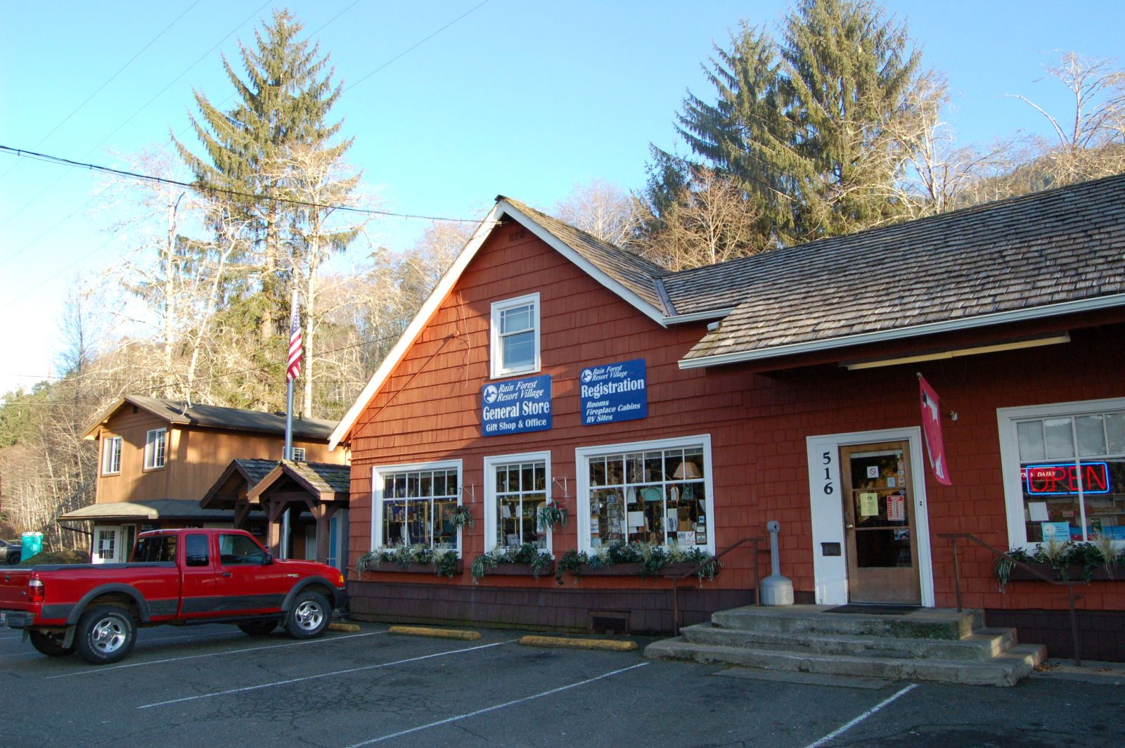RFRV Store RFRV Store Rain Forest