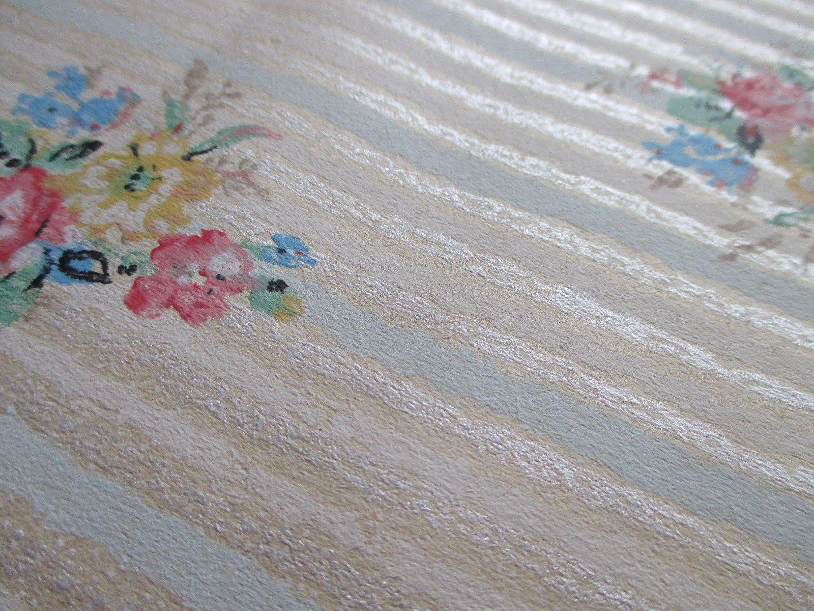 vintage wallpaper *detail