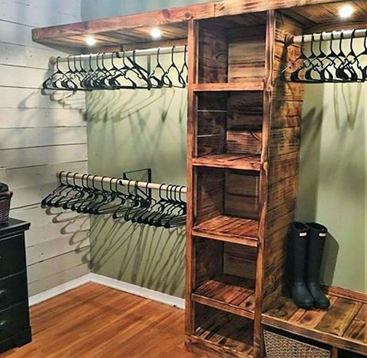 Photo of Great Free of Charge pallet projects closet Concepts