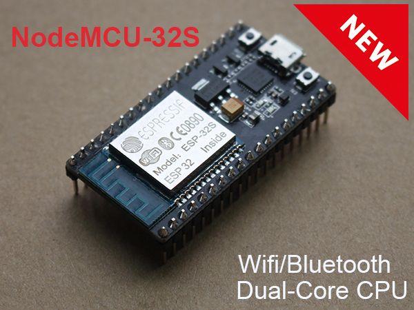 Pre-sale)NodeMCU-32S Lua WiFi IOT Development Board Dual