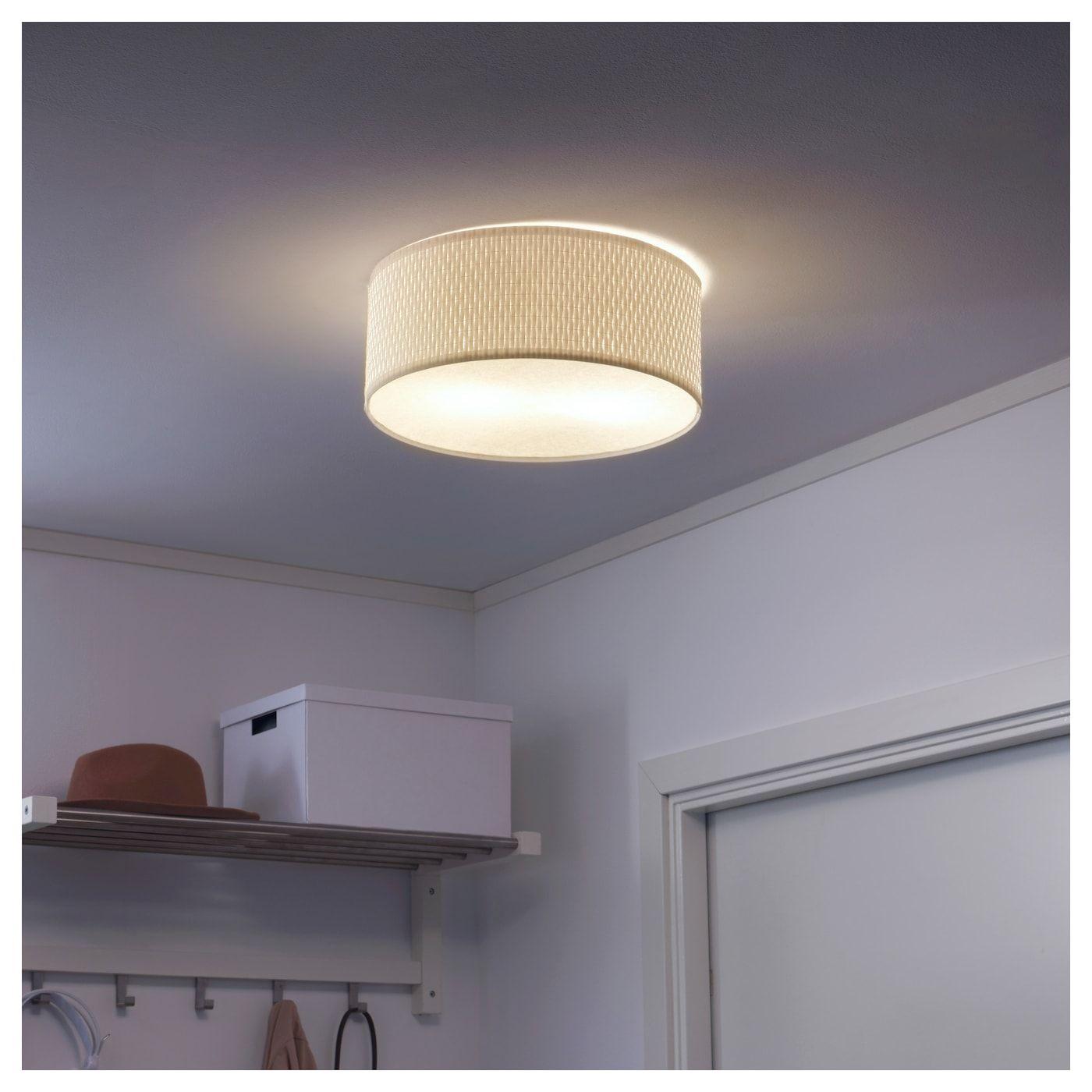 Alang Deckenleuchte Weiss Ikea Deutschland Ceiling Lamp White Ceiling Lamp Bedroom Ceiling Light