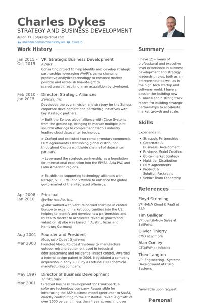 Unternehmensentwicklung Lebenslauf Vorlage Beispiele 2019 Click