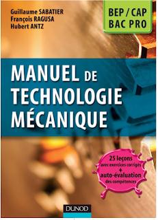 Telecharger Livre Manuel De Technologie Mecanique En Pdf Engineer Books Grammar Book Pdf Grammar Book Mechanical Engineering