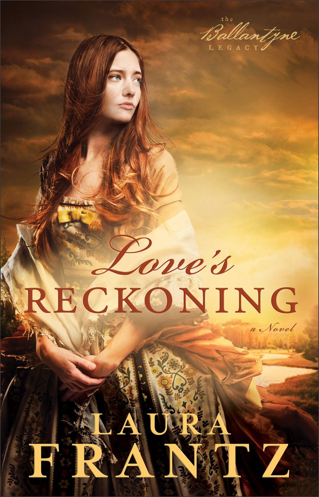 Review Love's Reckoning by Laura Frantz Laura frantz