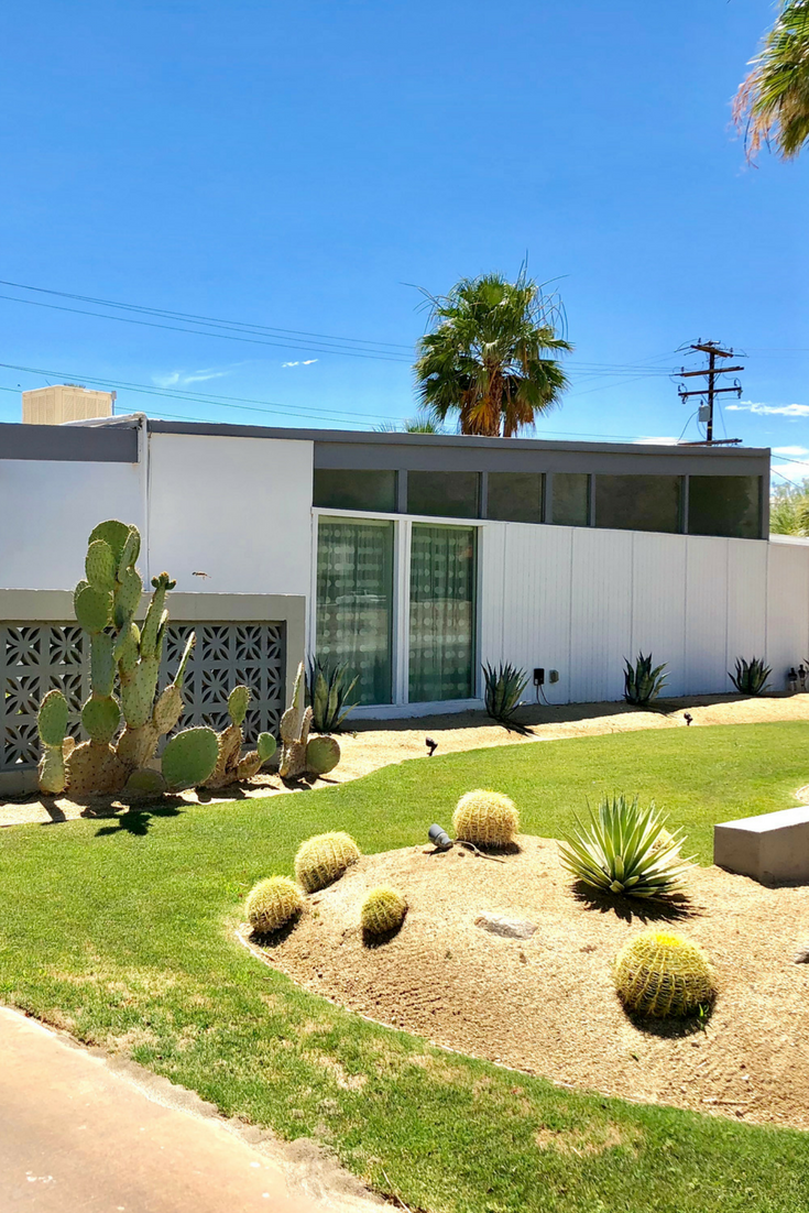 gorgeous 1950s home in palm springs california well preserved rh pinterest com