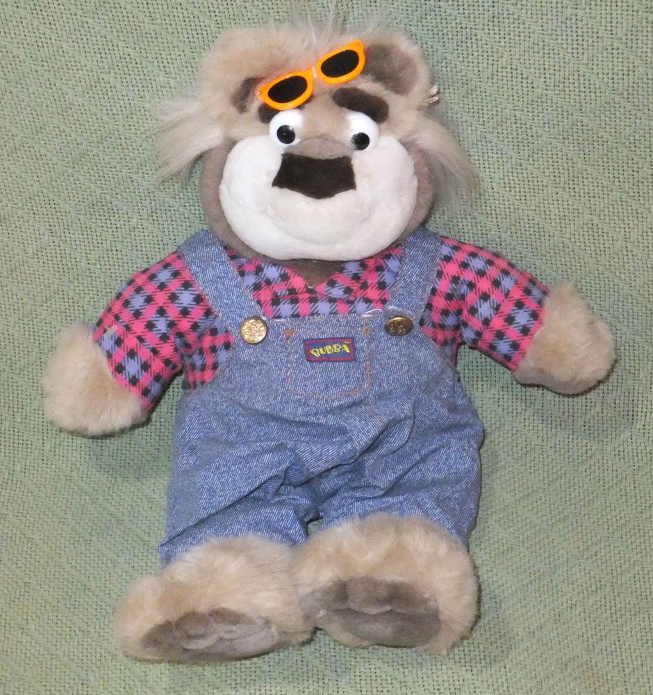 Real TALKIN BUBBA BEAR Tyco Teddy Bear 1997 Battery Operated 17 Toy Animal
