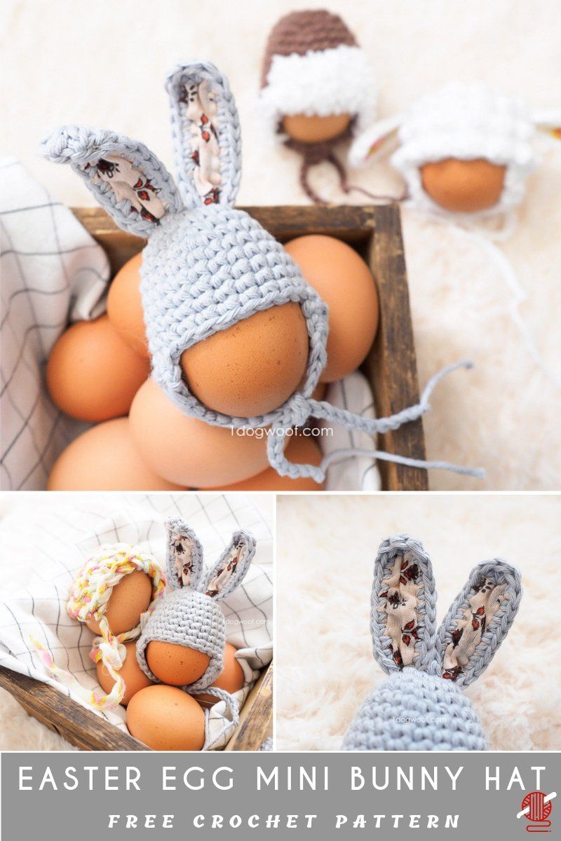 Lovely Easter Egg Crochet