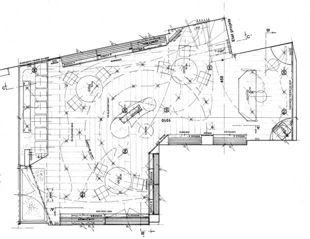 plan apd cote vue passy philippe ponceblanc r alisations pinterest. Black Bedroom Furniture Sets. Home Design Ideas
