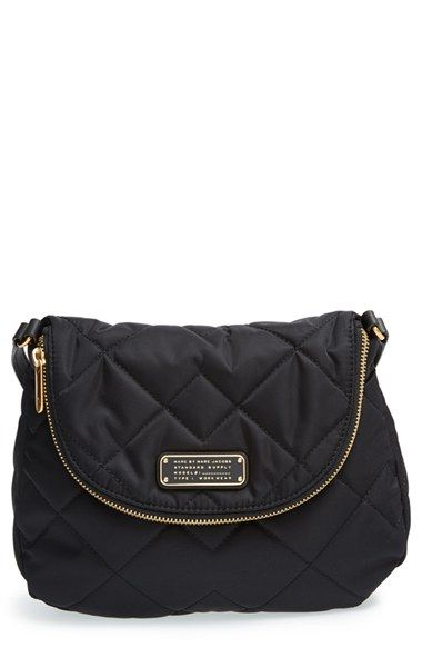 Free shipping and returns on MARC BY MARC JACOBS 'Crosby - Quilted ... : marc jacobs quilted crossbody bag - Adamdwight.com