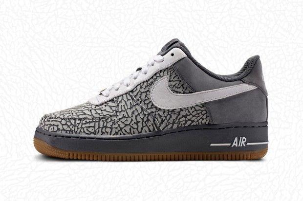 Nike Id Elephant Print Option For Air Max 1 Sneaker Freaker