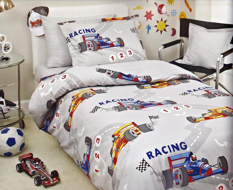 Race Car Kids Bedding Car Bed Set Race Car Bedroom Cars Bedroom Set