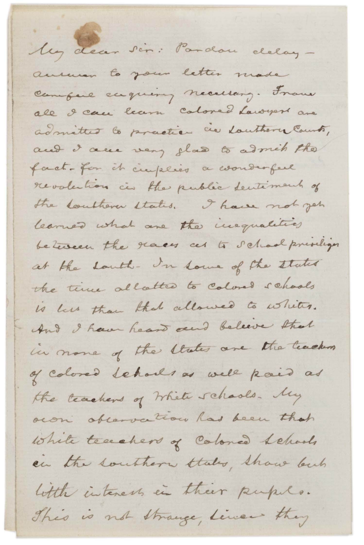 Frederick Douglass Slavery Essay Megagiper