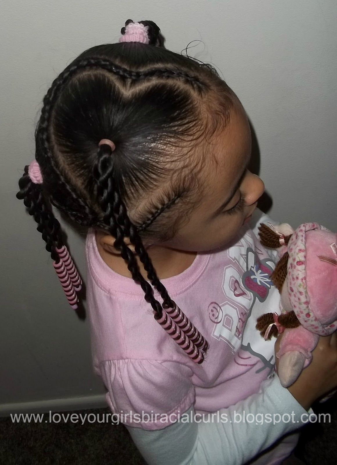Sensational 1000 Images About Little Girl Hairstyles On Pinterest Short Hairstyles Gunalazisus