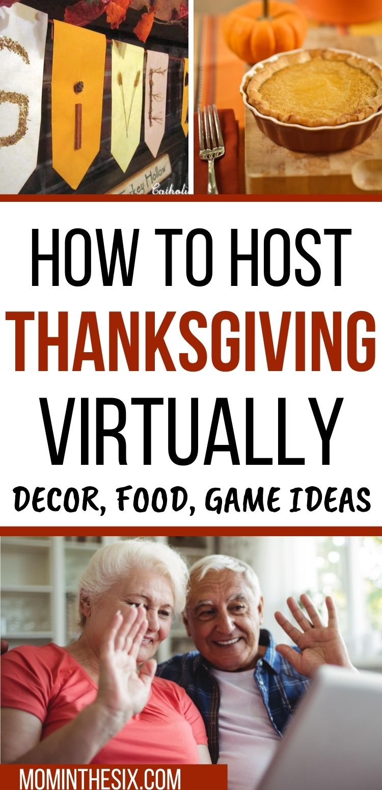 How To Host A Virtual Thanksgiving While Social Distancing Thanksgiving Away From Home Thanksgivi In 2020 Thanksgiving Fun Fun Thanksgiving Games Thanksgiving Contest