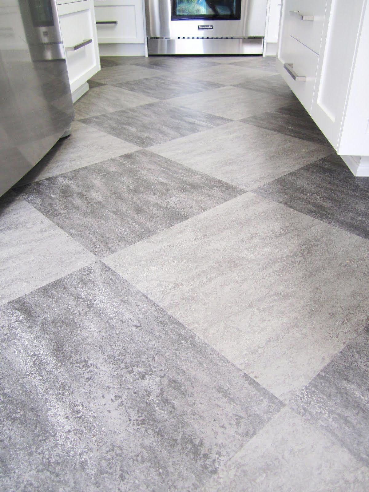 Image result for linoleum checkered floor   Laminate flooring in ...