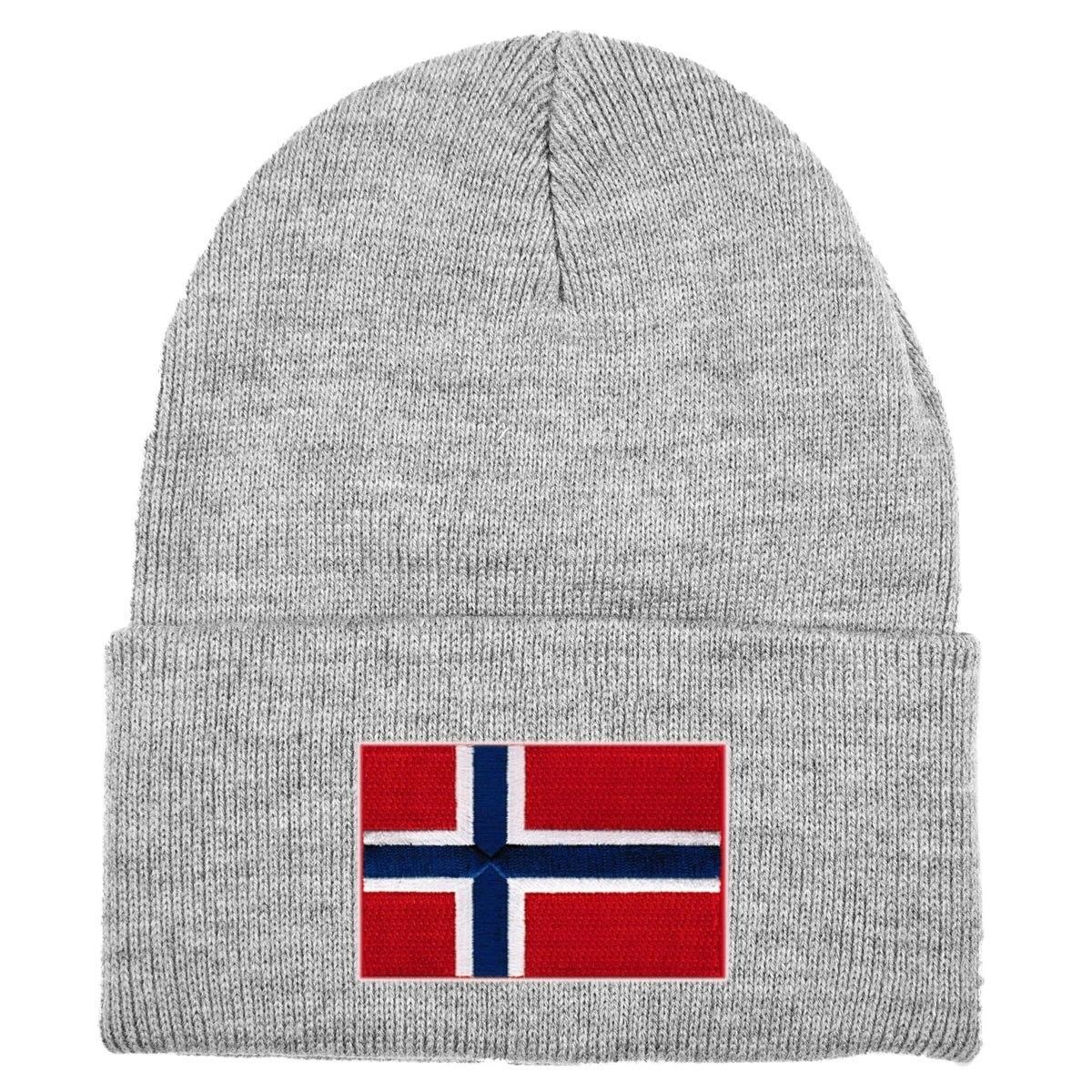 b2ecbc1ac78 Norway MyCountry Solid Knit Hat (Sport Gray) - C911J9OWWVZ