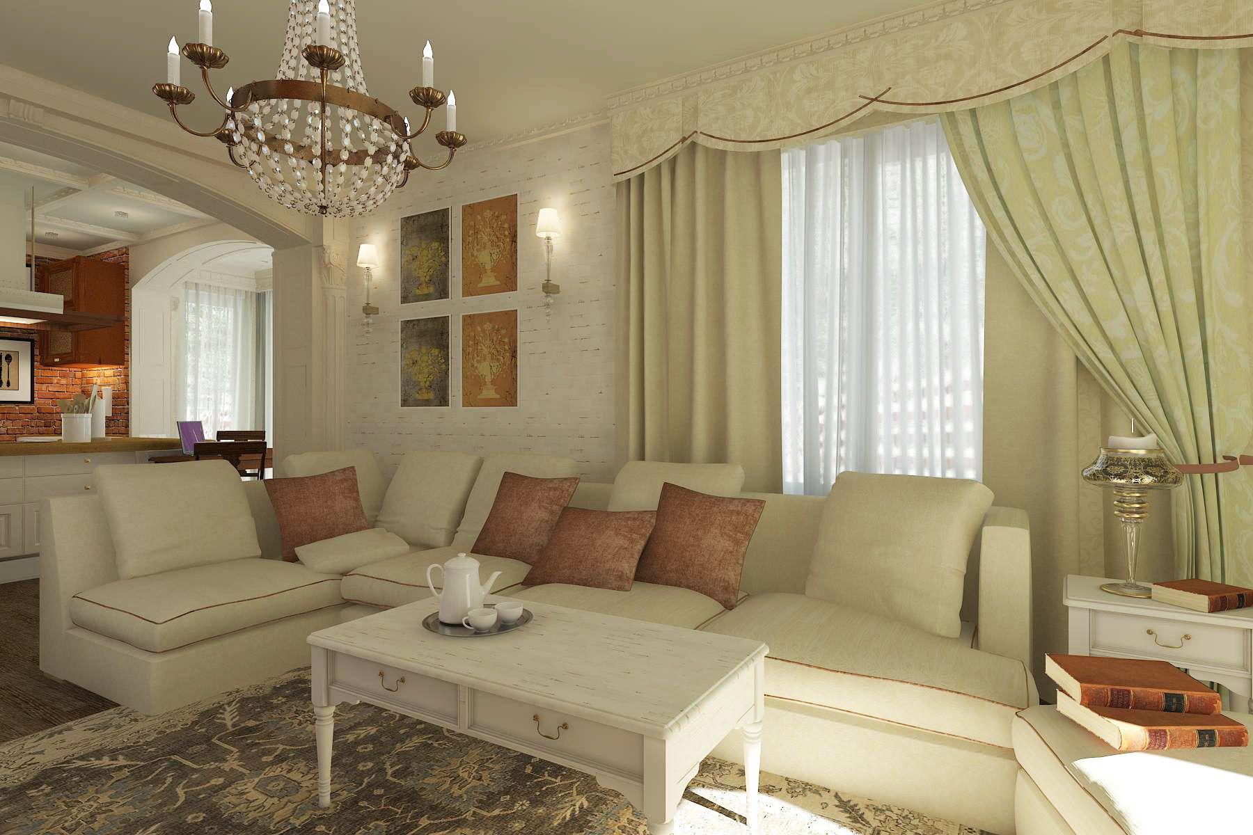 Кухня-гостиная (с изображениями)   Дом, Гостиная, Дизайн