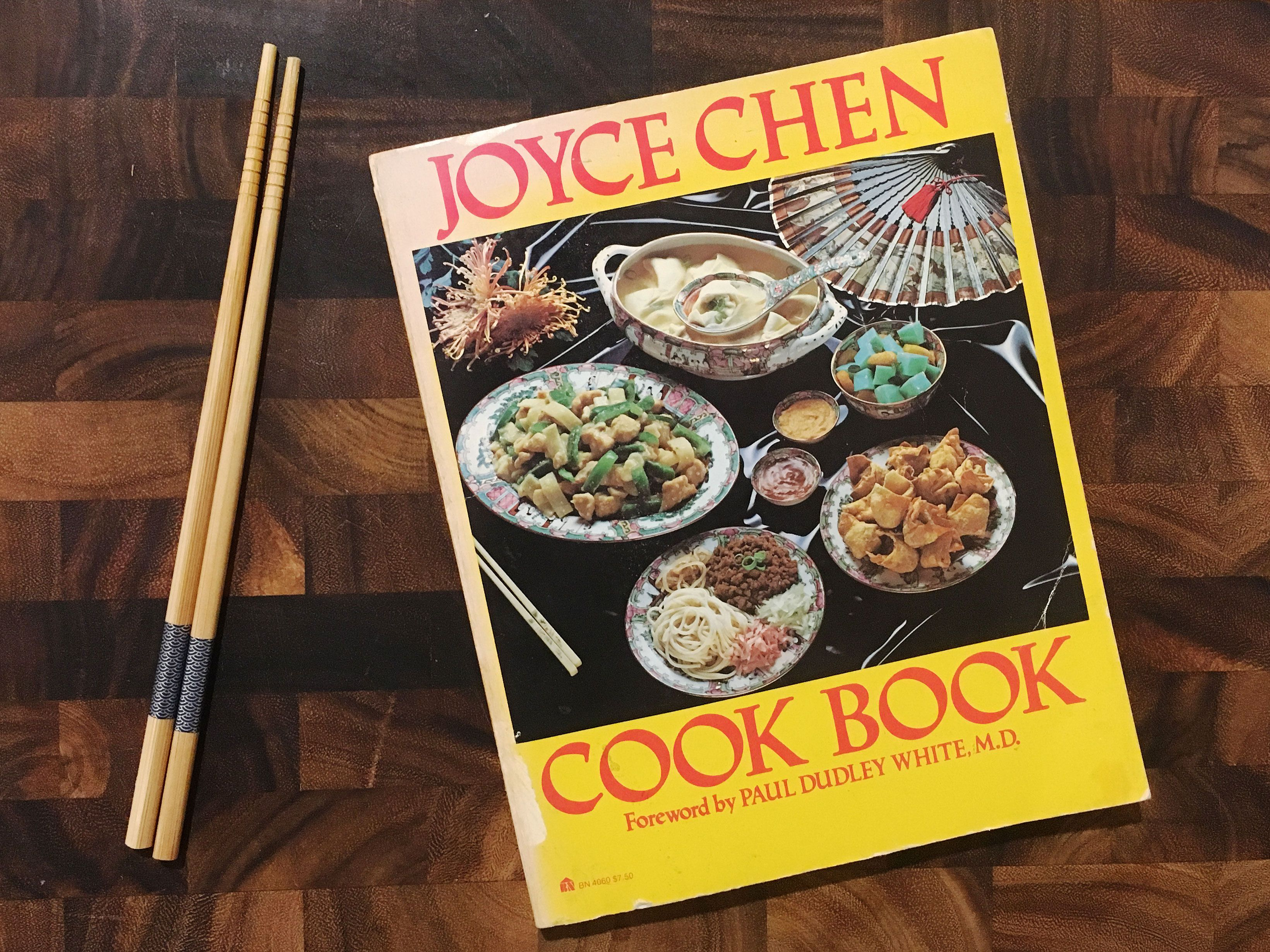 The food labs reading list day 7 the joyce chen cook book chen the food labs reading list day 7 the joyce chen cook book recipes forumfinder Choice Image