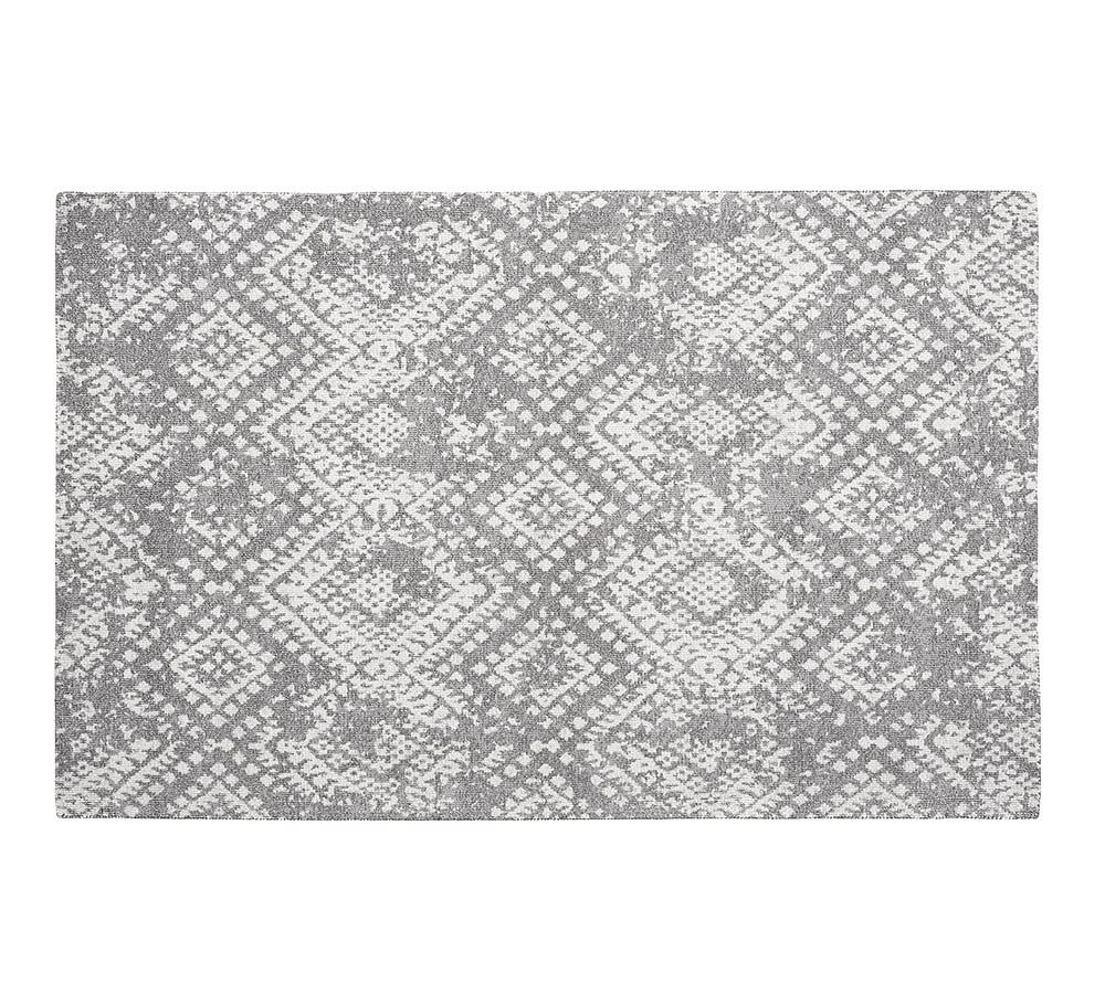 Zahara Synthetic Rug Gray Products Synthetic Rugs