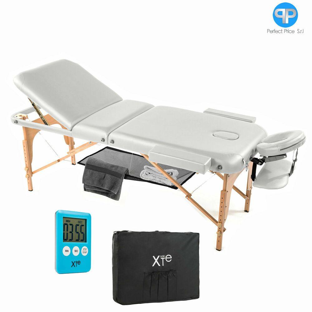 Table De Massage Tables De Massage Esthetique 3 Zones Bois Portable Luxe Confort Table De Massage Tables De Massage Massage