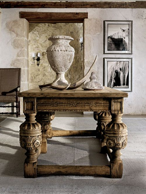 Alpine Country Home Decor Ideas, Rustic Elegance From Ralph Lauren Home |  Interiors, Tables And Vignettes