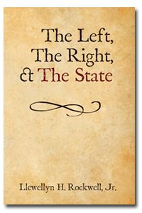The Left, the Right, and the State - Not a beginngers book, but for those already well vested in libertarianism would find this to be a gem.