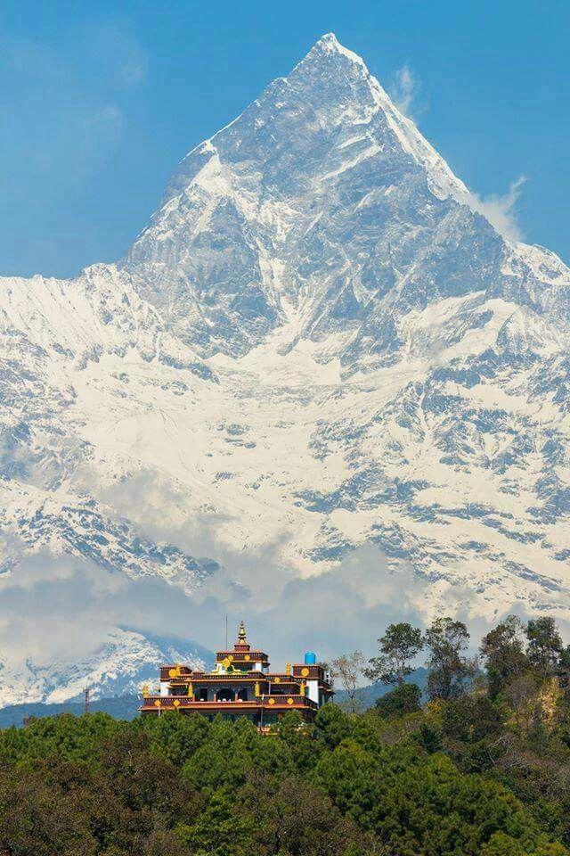 Matepani Gumba, Pokhara , Nepal