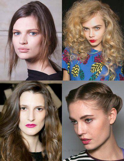 Best Hair looks NYFW AW 13 | ELLE UK