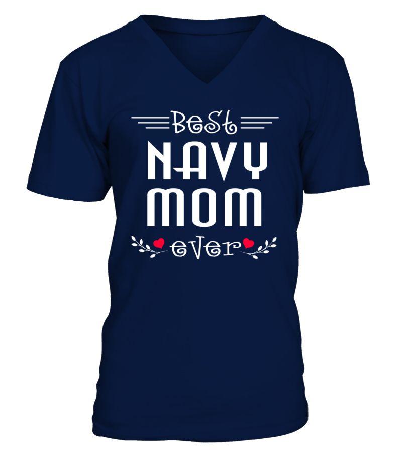Best Navy Mom Ever T-shirt Family Christmas Gift Ideas Pinterest