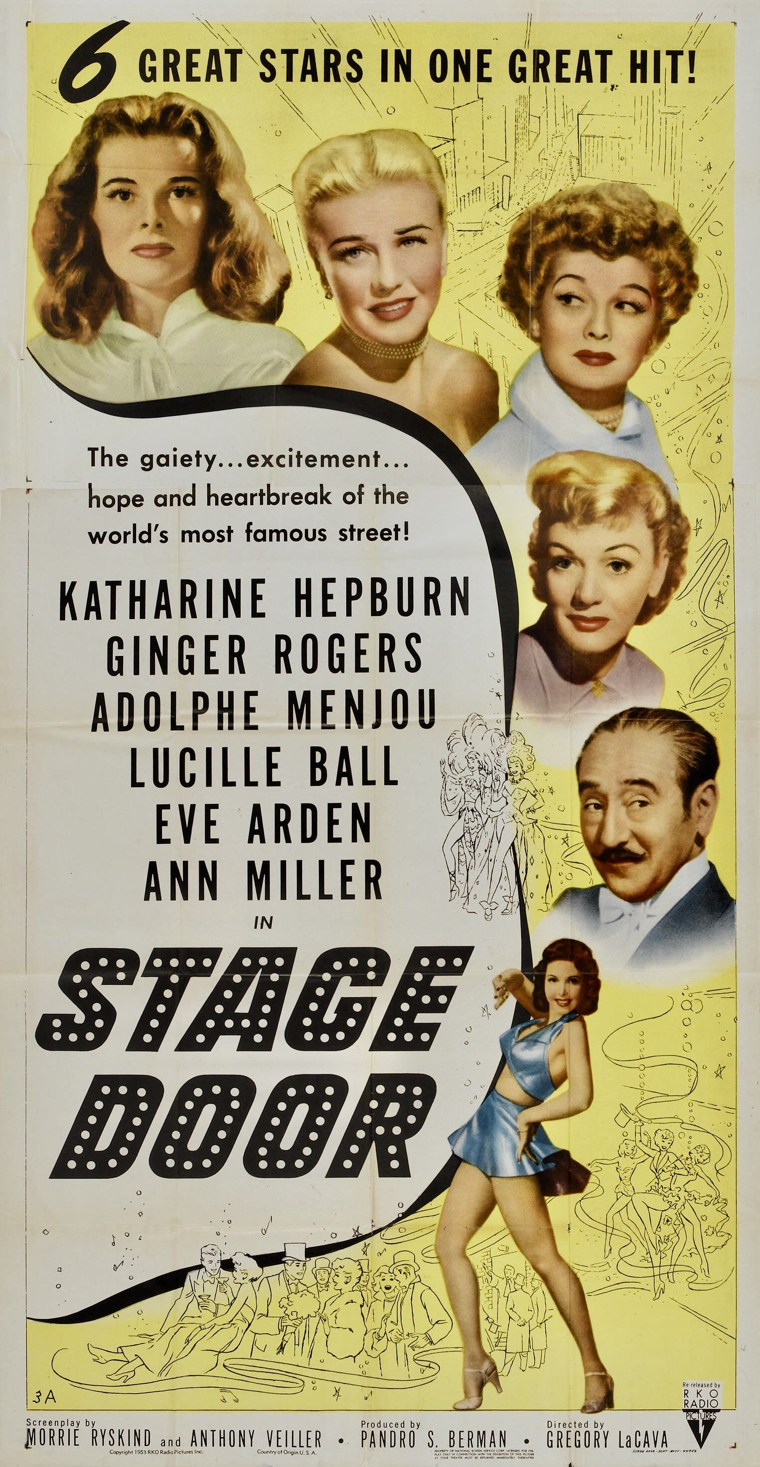 Old Hollywood Movie Posters