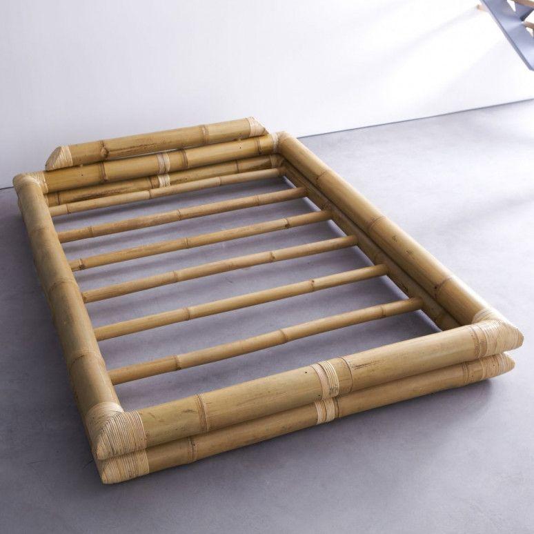 Bamboo Futon Frame