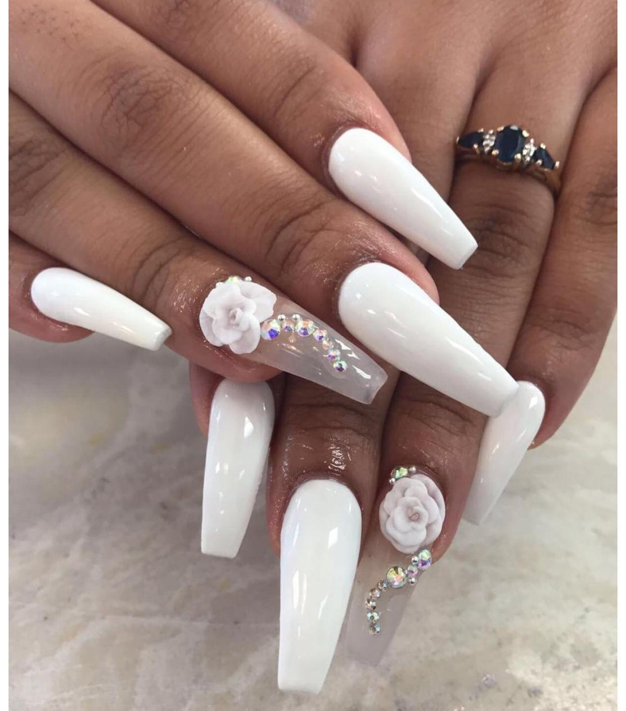 PINTEREST:DEE✨✨   Nails   Pinterest   Nail inspo, Nail stuff and ...