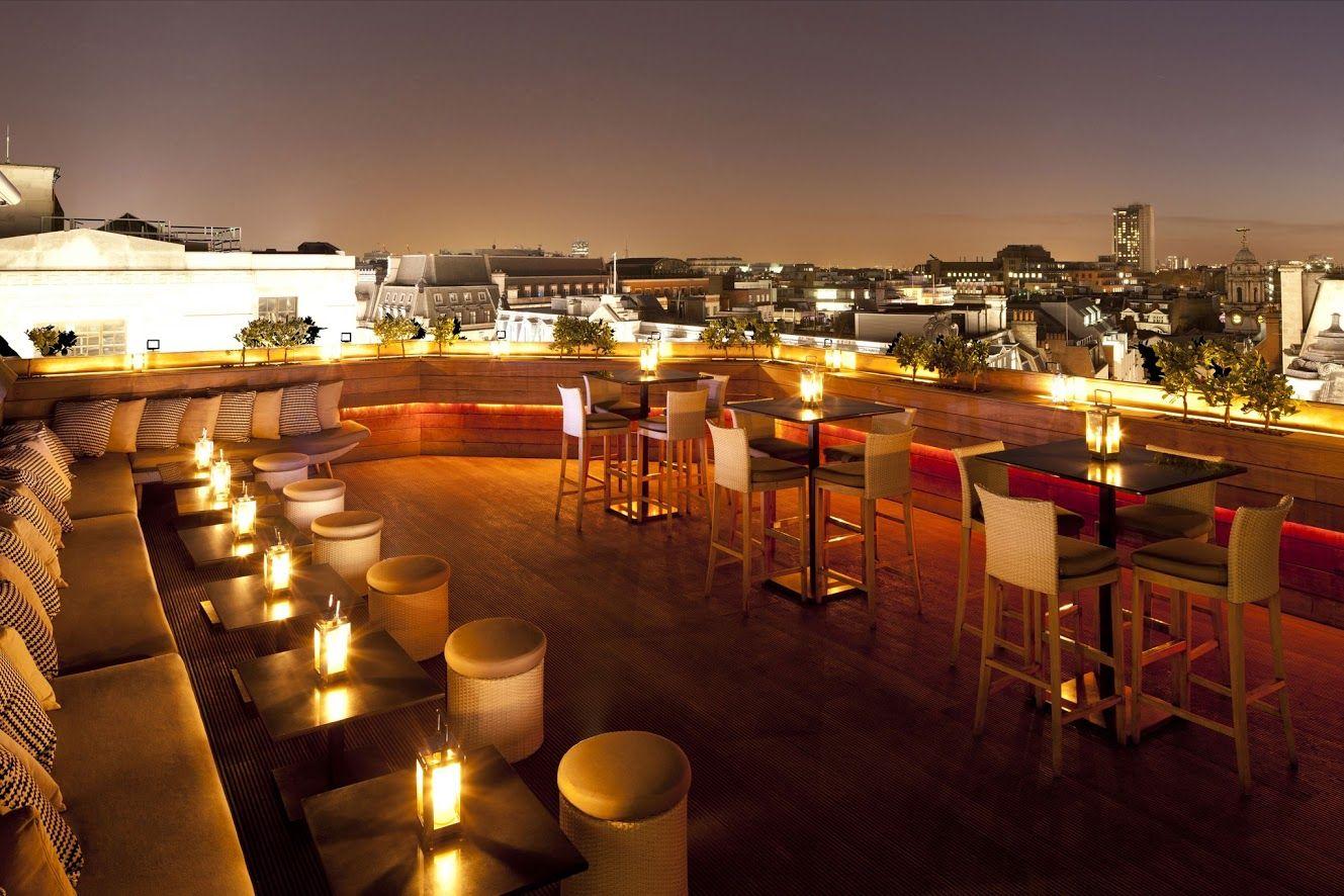 Aqua Nueva London Bars Best Rooftop Bars Rooftop Bar