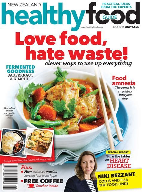 Healthy Food Guide Magazine New Zealand Ecosia 175303