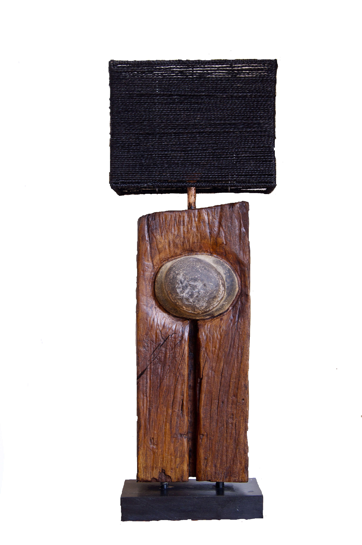 11++ Lamparas de madera antiguas ideas