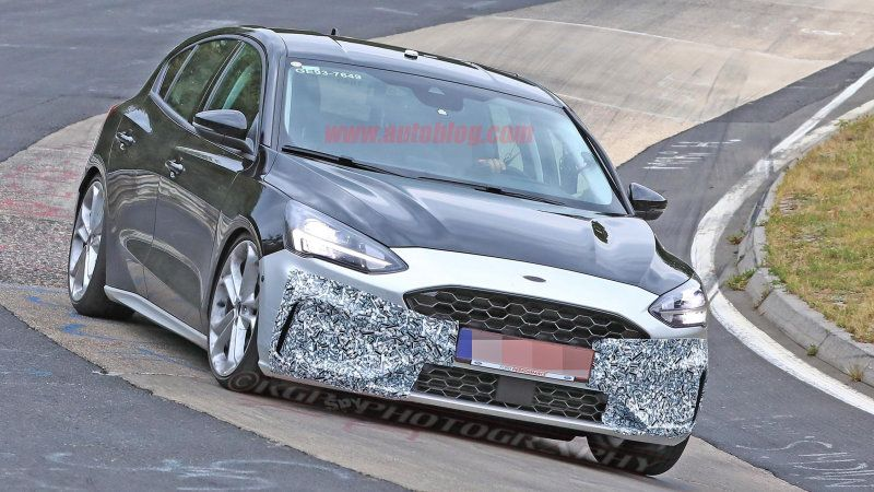 Our First Look At The 2020 Ford Focus St We Won T Get Ford Focus