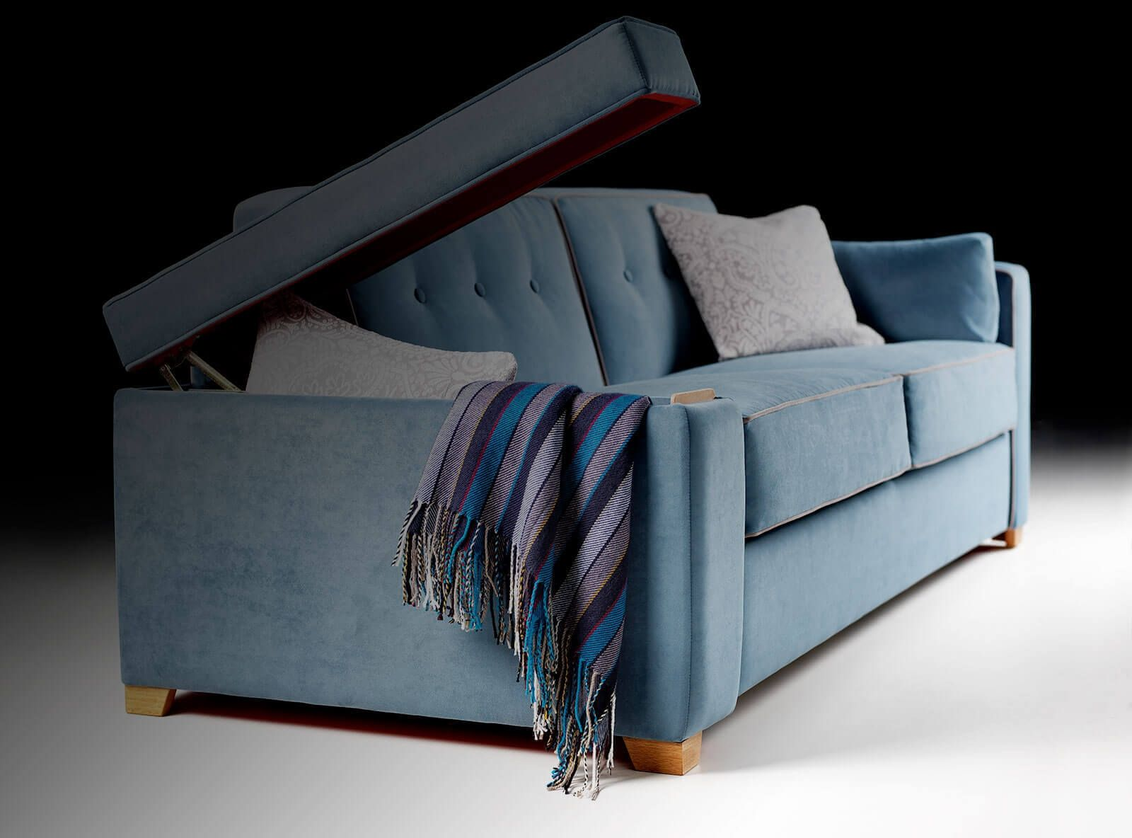Corner Sofa Bed For Everyday Use Wyoming House Pinterest  # Muebles La Moheda