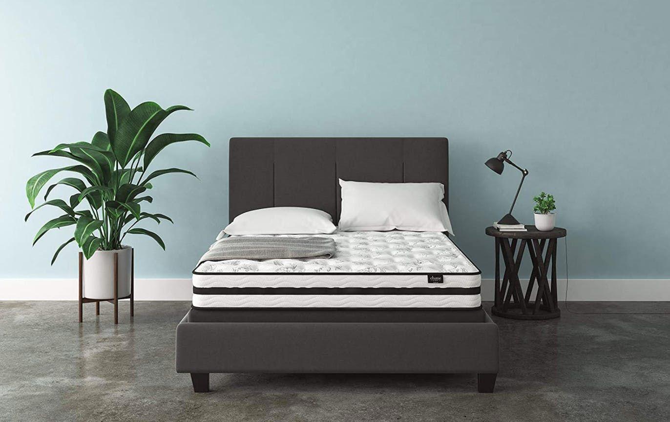 Ashley Furniture Queen Size Mattress In A Box 169 On Amazon In 2020 Ashley Furniture Box Bed Firm Mattress