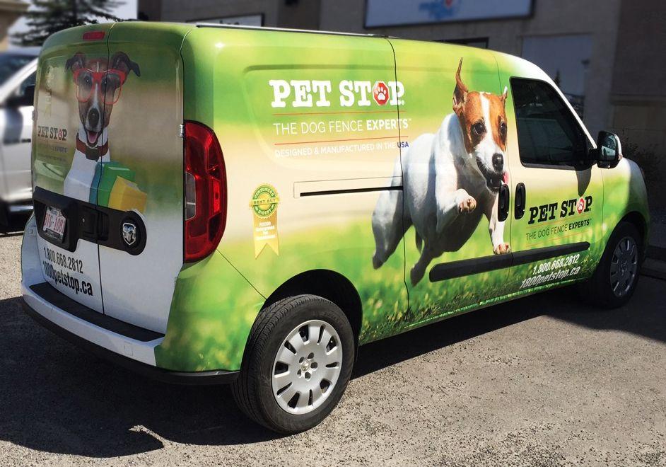 Image Result For Dog Vehicle Wrap Oficinas De Diseno Veterinaria