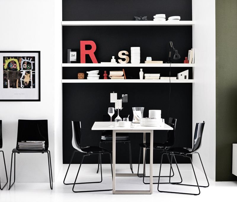 Esszimmertische und Stühle von BoConcept   Planungswelten   Esszimmertisch, Esszimmer dekor ...
