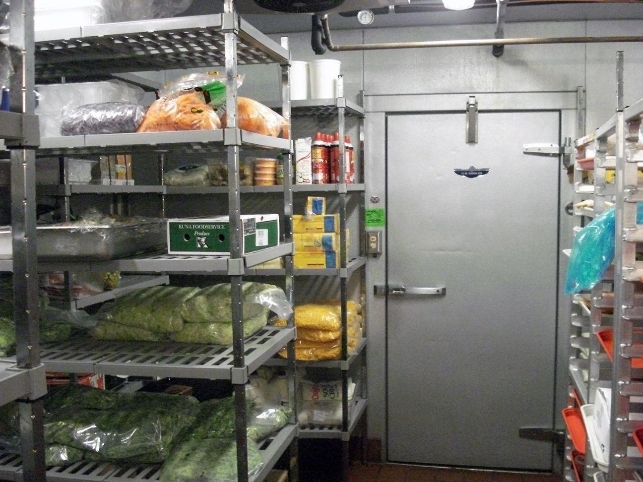 J J Refrigeration Provides Full Service Commercial Refrigeration Design Sales Installation Repair Optimizati Walk In Freezer Refrigerator Kitchen Stocked