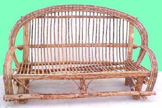 Deck Grande Loveseats   Willow Patio Furniture U2013 A Folk Art Is Thriving    High Quality